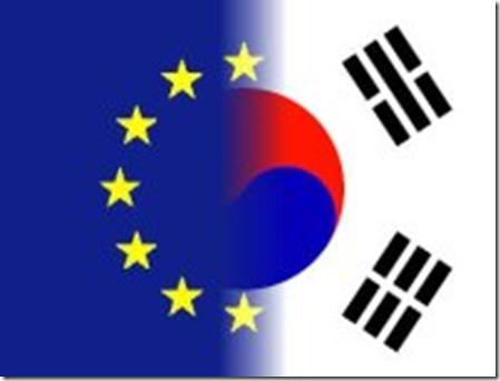 EU-Korea Flag