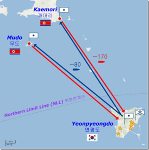 300px-Yeonpyeong_shelling