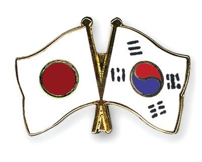 япония фото корея